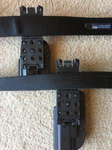 Tek-Lok fits 1.5 and 1.75' Tactical Gun Belts