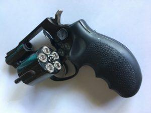 Loaded .38 Special Revolver