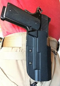 Top Rated Kydex OWB Holster for 1911 Commander