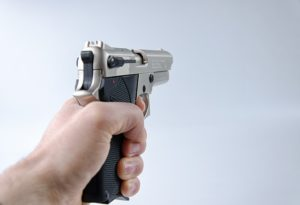 Handgun Type 1 Malfunction- Click, No Bang