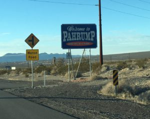 Pahrump, Nevada