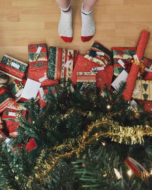 Gun Gifts Under the Tree
