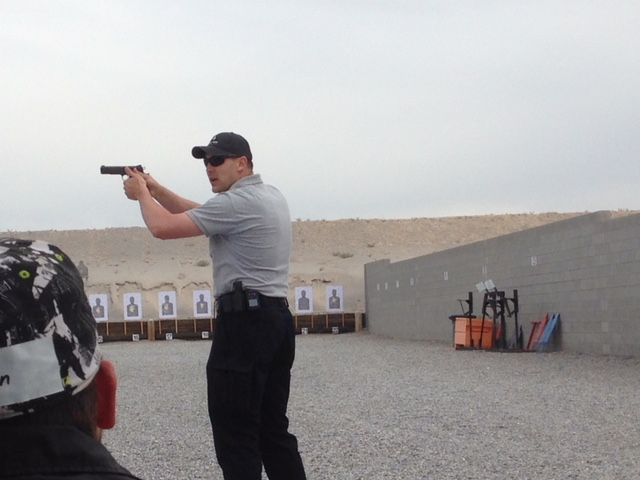 Instructor Training at Front Sight