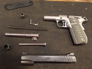 1911 Fully Field Stripped