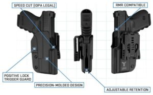 Blade Tech Signature Holster- Blade Tech Signature Holster Features