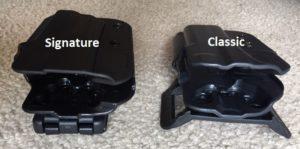 Blade-Tech Signature vs Classic holster