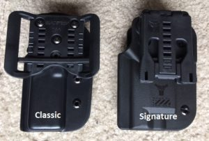 Blade Tech Signature Holster- Comparison