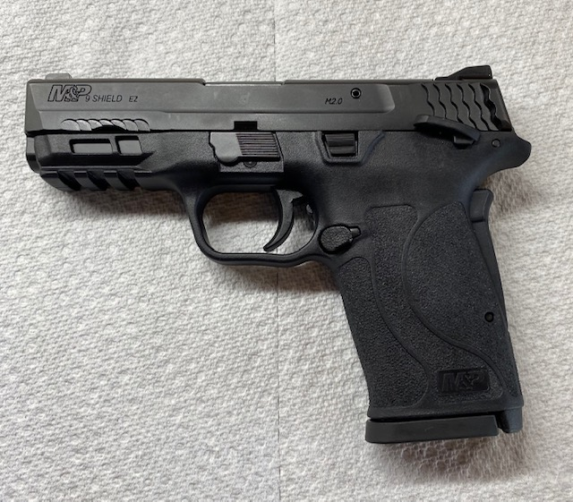 Smith & Wesson M&P Shield 9mm EZ 2.0