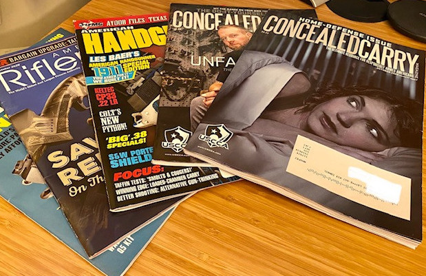USCCA Platinum Membership includes Concealed Carry Magazine