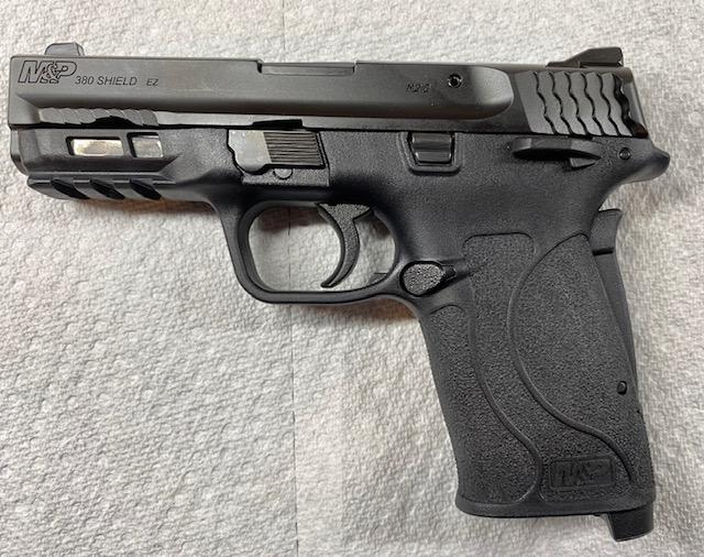 Smith & Wesson M&P Shield .380 EZ Pistol