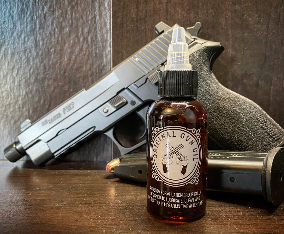 Best gun oil lubricant cleaner