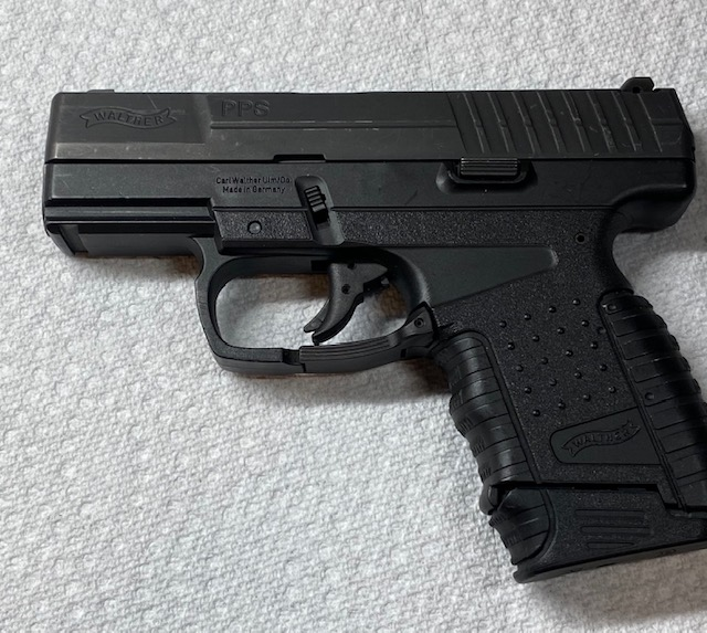 Walther PPS Pistol